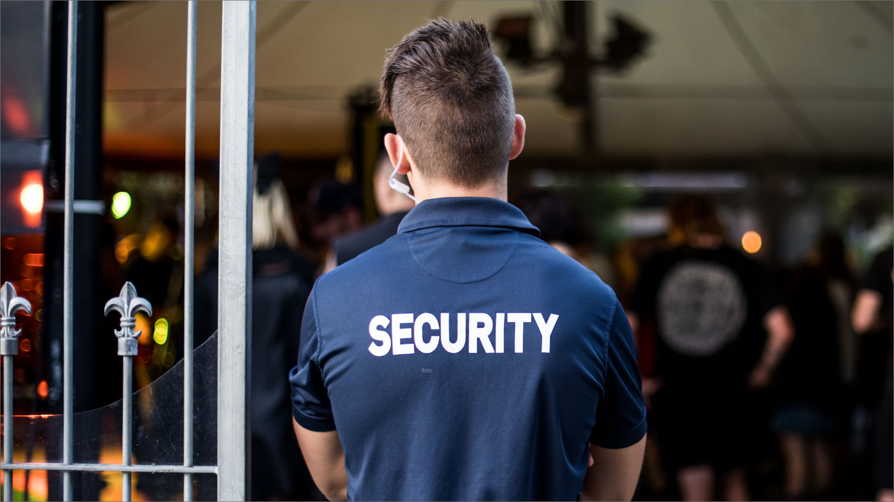 ANSIC Security Guard