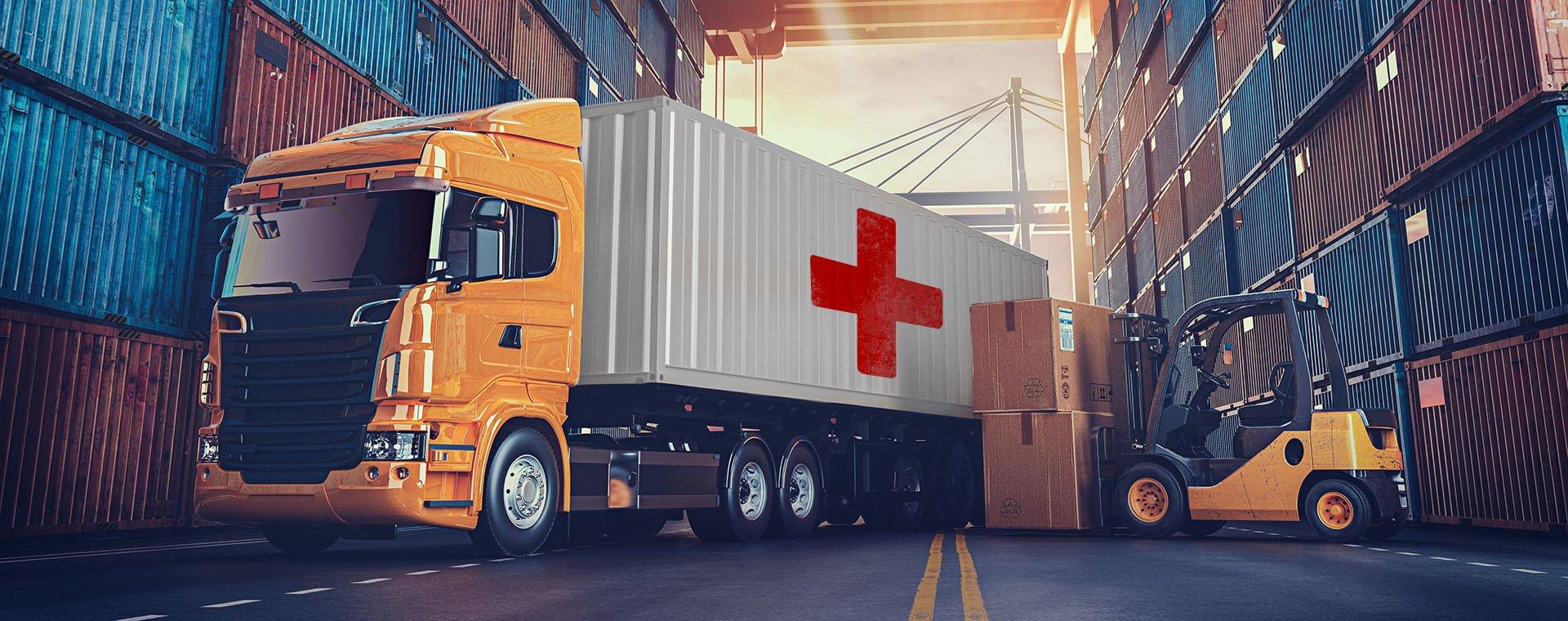 ANSIC Logistics